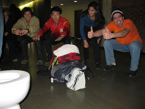 engineers  borders  mcgill university  montreal flickr