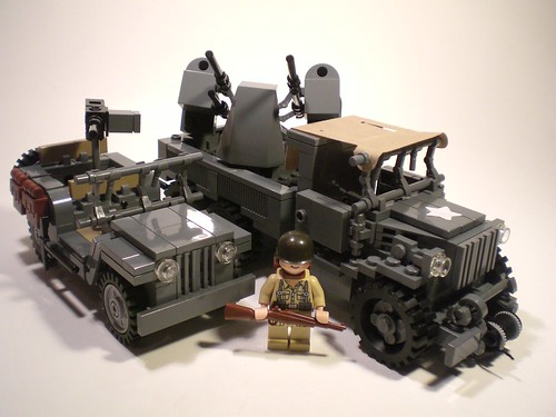 GMC CCKW with M45 Quad .50cal mount