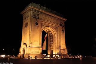 Arch of Triumph - Bucharest | by Daniel Mihai