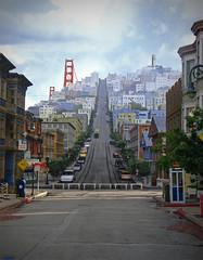 Streets of San Francisco | by DenisGiles