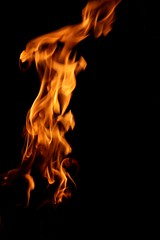 """Fire"", exclamation mark, ""Fire"", exclamation mark.   by Patricil"