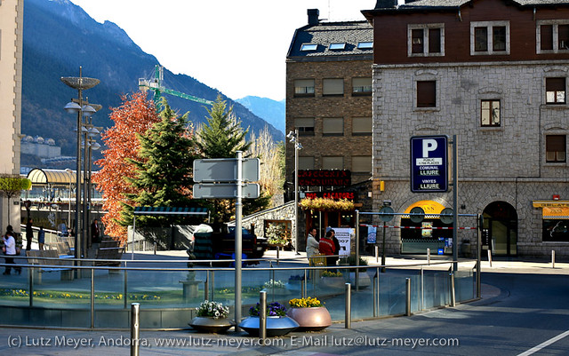 Andorra places: Living in the city