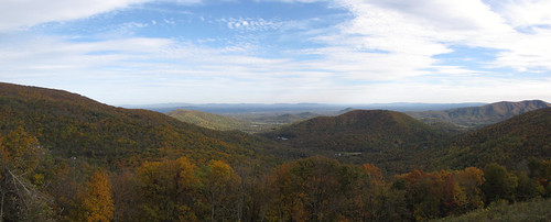 panorama virginia overlook photostitch skylinedrive shenandoahnationalpark