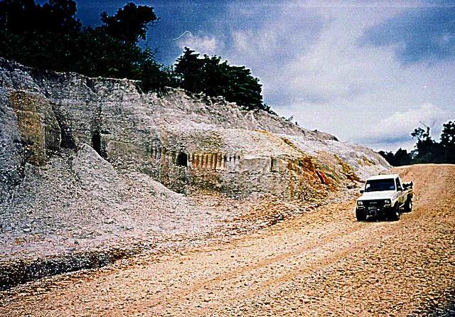 Road to Wamena