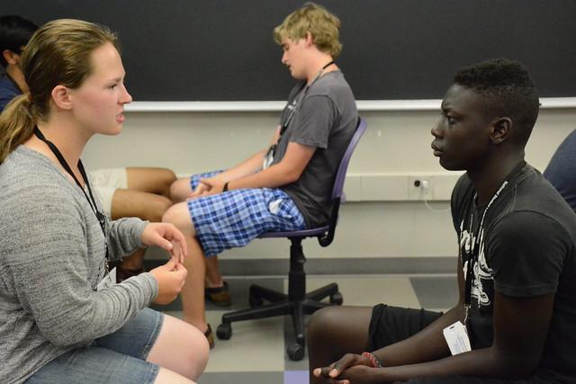 NSLC Engineering: Leadership Series Intrapersonal Communication July 27, 2015