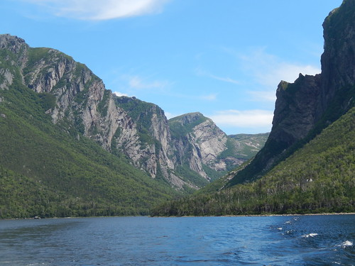 Gros Morne NP - Western Brook Pond - 5