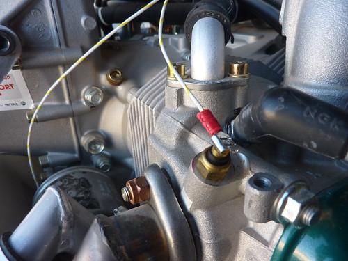 Coolant temperature sensor | by ukpylot