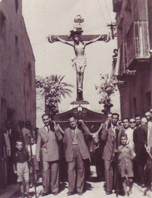 (Año 1947) - ElCristo - Fotografias Historicas - (02)