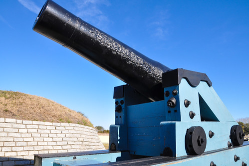 Fort Moultrie, Sullivan's Island, Charleston Harbor