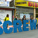 Olivia Chow's Community Art Project - Screwed Out of Our Share