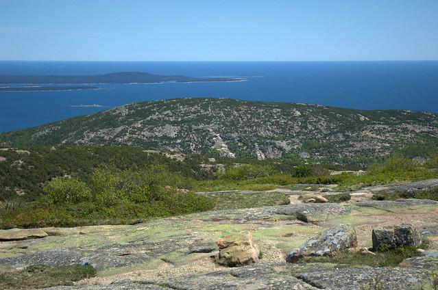 Frenchman's Bay Massif