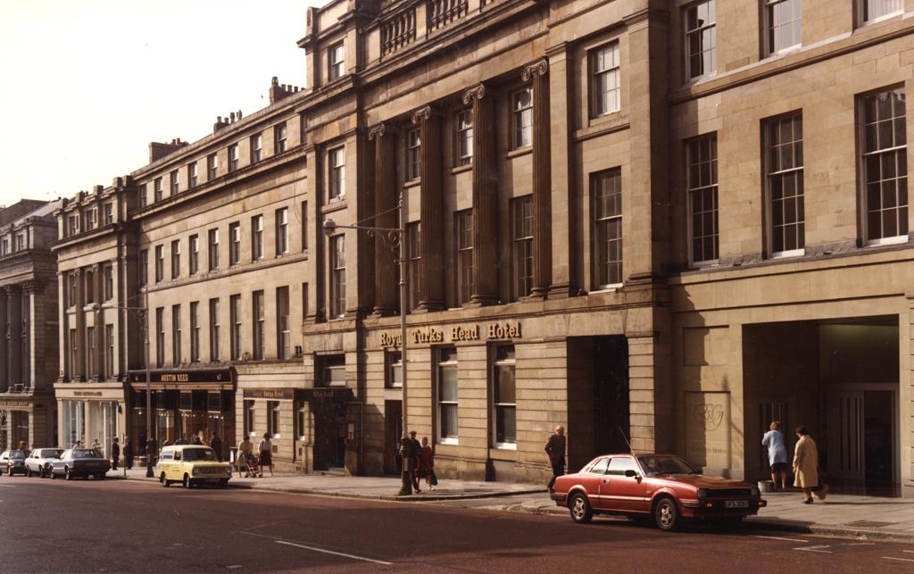 051703 The Royal Turks Head Hotel Grey Street Newcastle Flickr