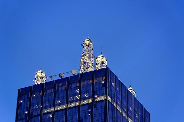 Renaissance Tower Spires - #3902