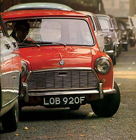Morris Mini Mk2 (1967)