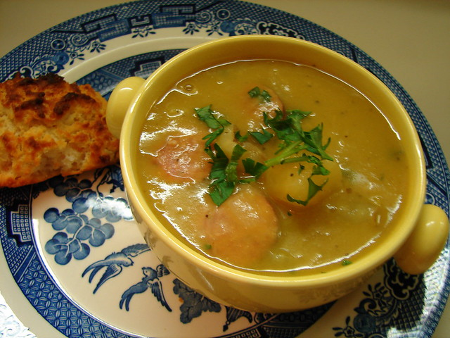 Kartoffelsuppe, Potato Soup
