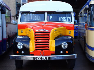 522 XUT Fordson Thames ET7 Barbara B33F