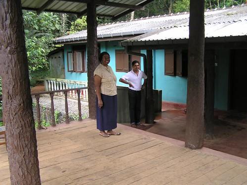 Mon, 10/31/2005 - 08:31 - Dr. Savitri Gunatilleke (Plot Leader). Credit: CTFS