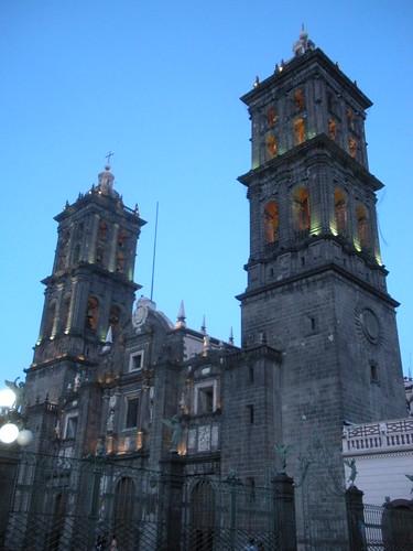 Templo de San Cristobal - completed 1687