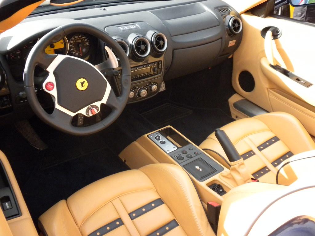 Ferrari F430 Spider Interior Kmp Flickr