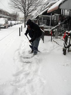 philly snow storm | by lemonhalf