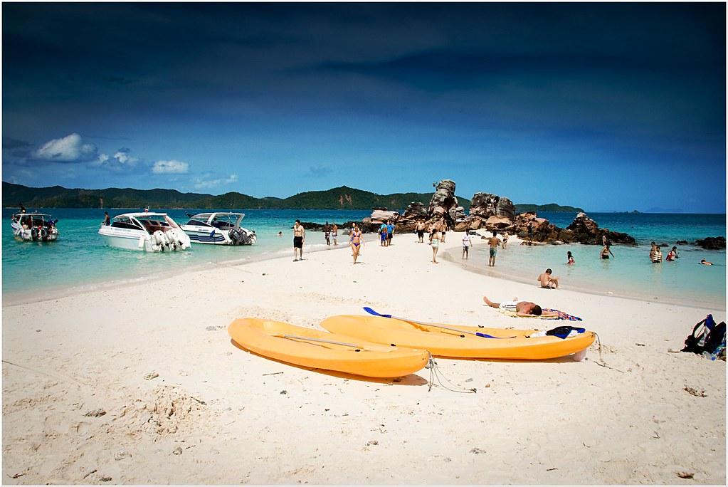 Khai Island, Thailand by db0yd13