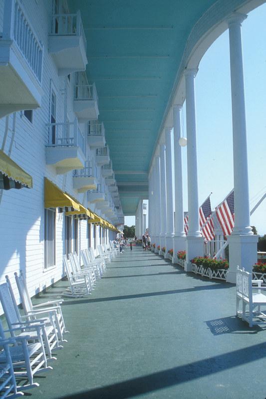 Grand Hotel Mackinac Island The Icon Of Mackinac Island I Flickr