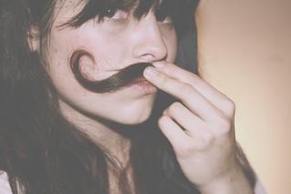 Mustache | by E l i r i c