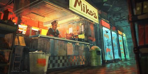 Passing time | by Nikolai Lockertsen