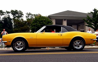 Camero Yellow | by fauxto_digit