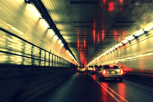 Holland tunnel,  New York | by Noud W.