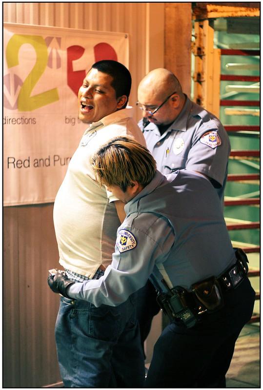 CTA Arrest