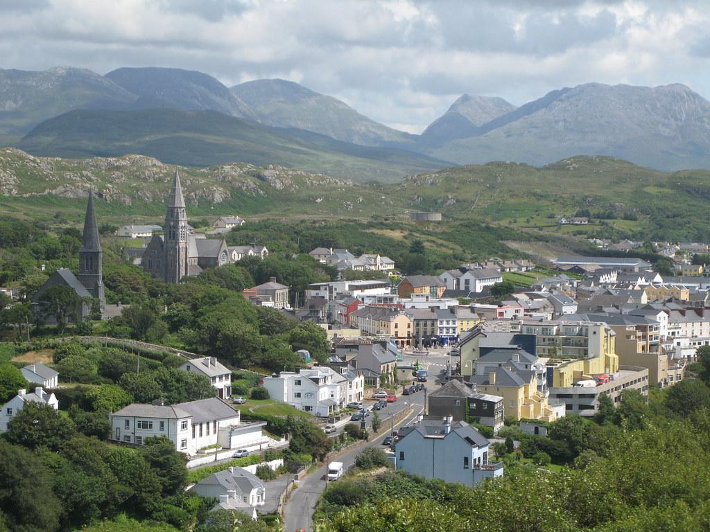 Clifden. Capital of Connemara | Clifden, co.Galway | Martina (Tina) | Flickr
