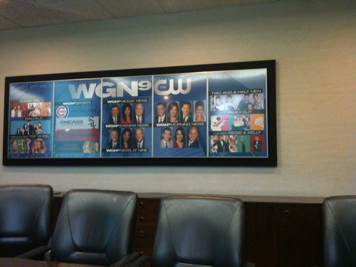 WGNTV Conference Room: SEO meeting starting soon