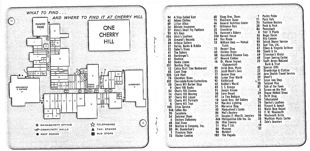 Cherry Hill Mall 1970 | Cherry Hill Mall Directory, c. 1970 ... on map of ephrata pa, map of abington pa, map of erie pa, map of kinzers pa, map of lower salford township pa, map of center valley pa, map of fogelsville pa, map of norristown pa, map of schuylkill river pa, map of glen lyon pa, map of yardley pa, map of klingerstown pa, map of langhorne pa, map of skippack pa, map of bethlehem pa, map of allentown pa, map of king of prussia pa, map of ford city pa, map of orefield pa, map of jenkintown pa,