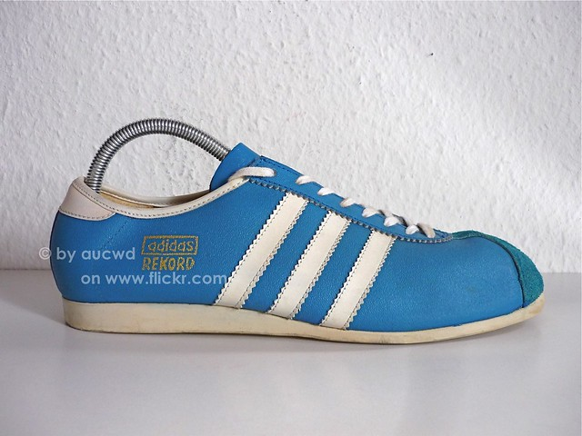Details about Adidas Rekord Vintage 70s 8.5 UK Deadstock | shoes