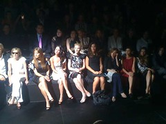 Armani, Front Row