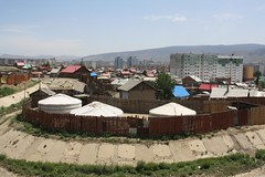 Bayangol District on the edge of Ulaanbaatar, Mongolia | by East Asia & Pacific on the rise - Blog
