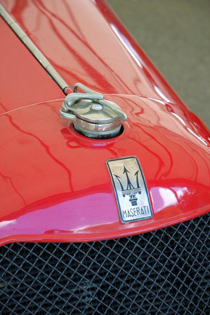 1932 Maserati 8C 3000 motif | Brian Snelson | Flickr