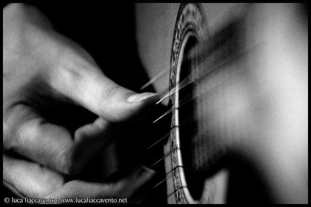 Daniele Bonaviri: flamenco