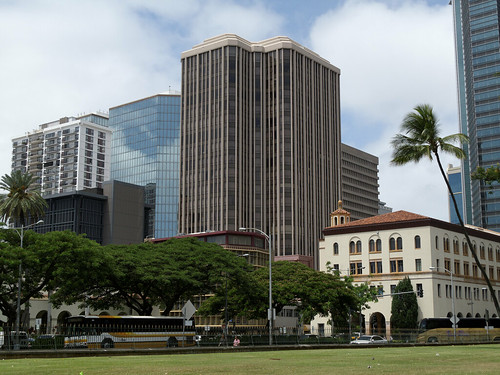 Downtown Honolulu | by Zruda