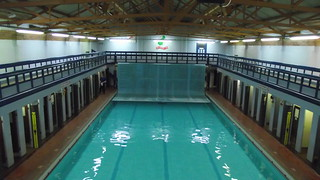 Tunstall Pool Looking down from public gallery | by Matt Burke