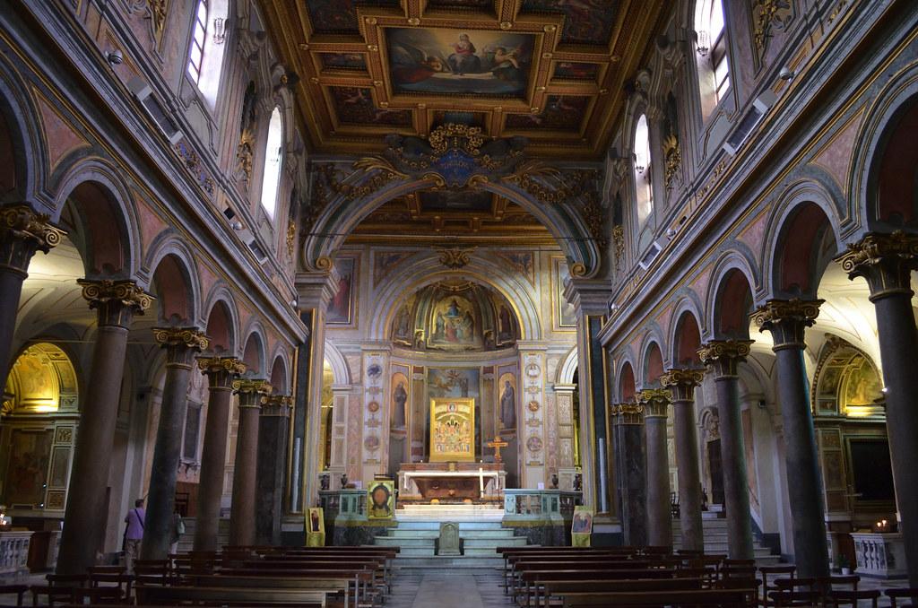 Roma - San Bartolomeo all'Isola   Roma - San Bartolomeo all'…   Flickr