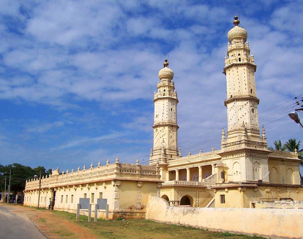 Srirangapatnam Fort-- Karnataka