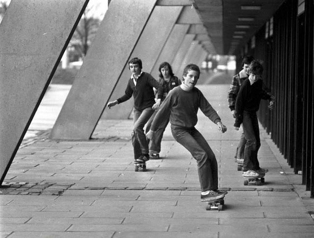 Meadowbank, Edinburgh. 1979