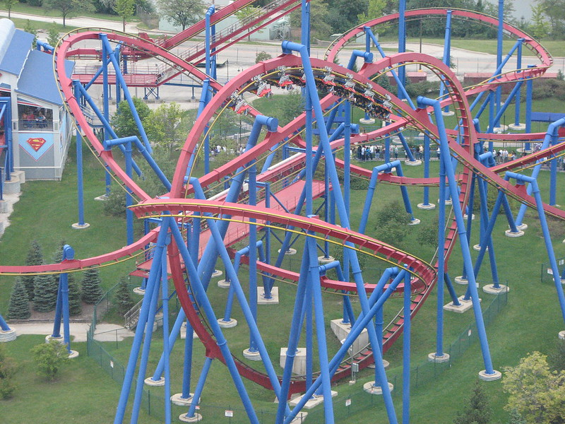 Six Flags Great America 079