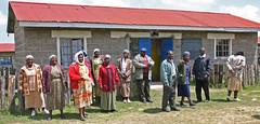 Lærerne på Githabai Primary School