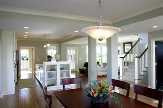 dining and kitchen | Home Designed by Ron Brenner of ron ...