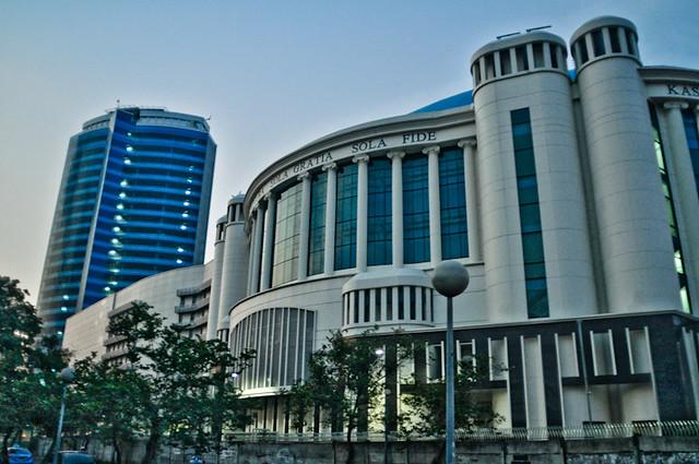 Cathedral Messiah Jakarta Budi Tjendra Flickr