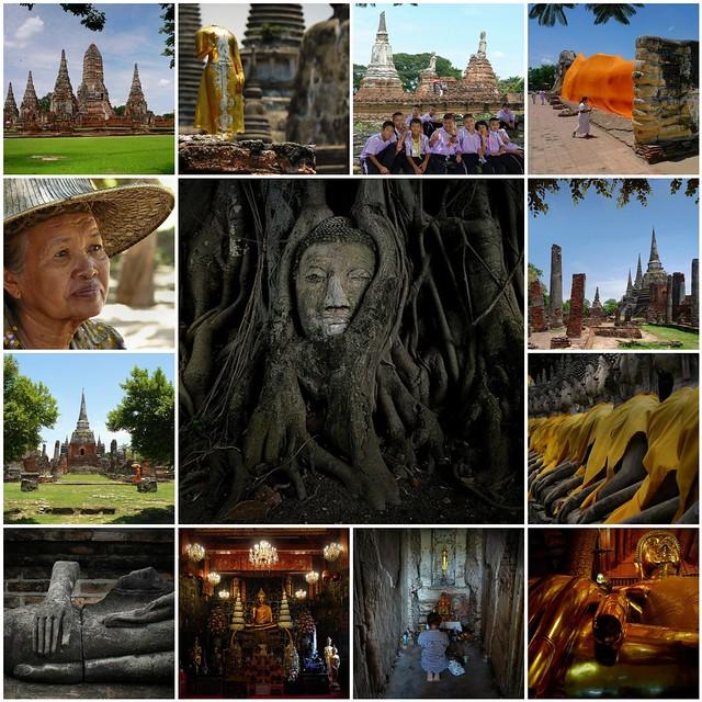 My best of Ayutthaya - Thailand