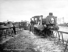 Lartigue Rail, Ballybunion (or Ballybunnion)